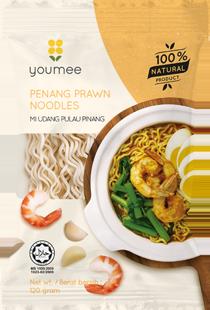 Penang Prawn Noodles