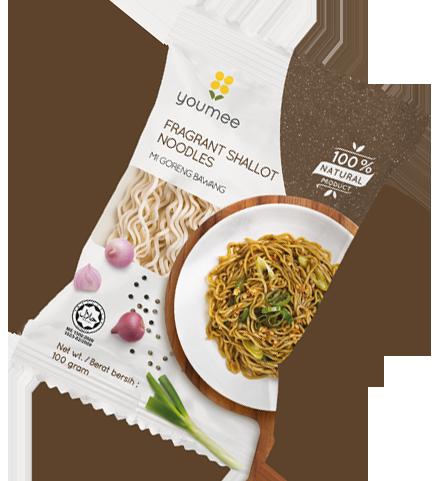 Fragrant Shallot Noodles
